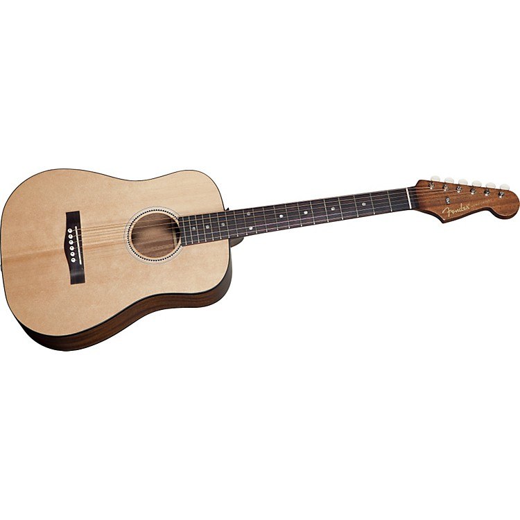 Fender Newporter Mini Acoustic Guitar