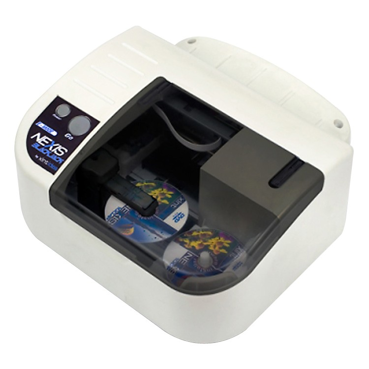XLNT Idea Nexis Pro BlackJack Blu-Ray Media Printer