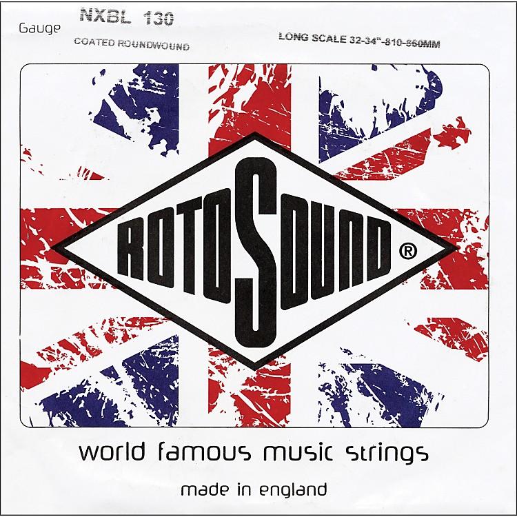 RotosoundNexus Polymer Light Coated Low B Bass String .130