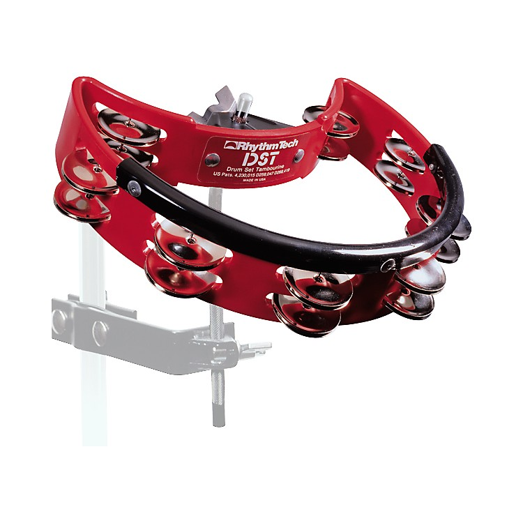 RhythmTech Nickel Drum Tambourine