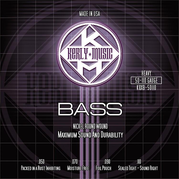 Kerly MusicNickel Plated Bass Guitar Strings Heavy