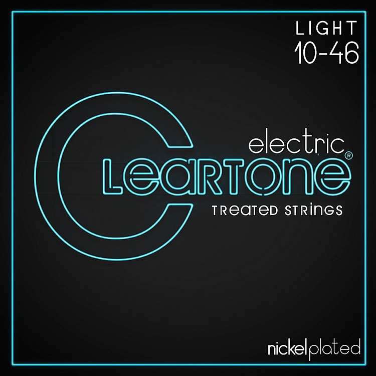 Cleartone Nickel-Plated Light Electric Guitar Strings