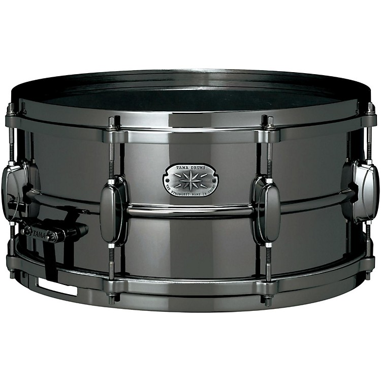 TamaNickel-Plated Snare DrumBlack6.5x14