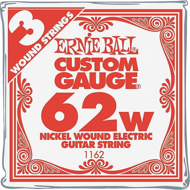 Ernie BallNickel Wound Single Guitar Strings 3-Pack