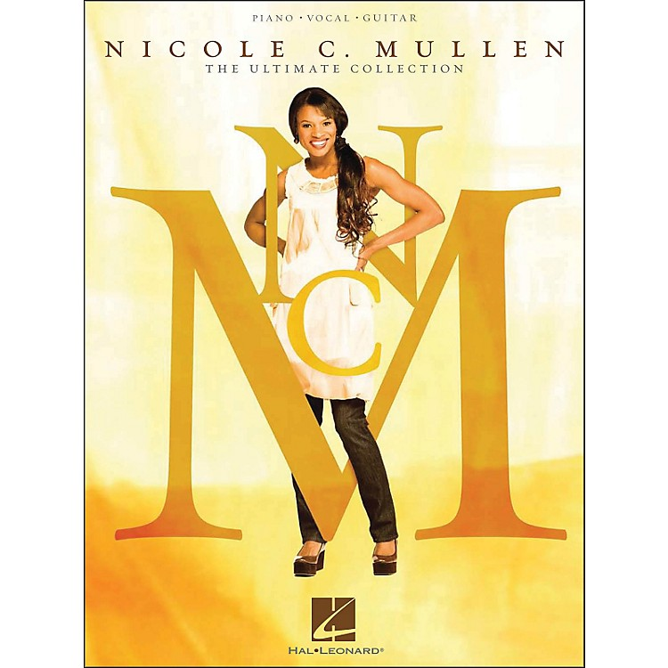 Hal Leonard Nicole C. Mullen The Ultimate Collection PVG