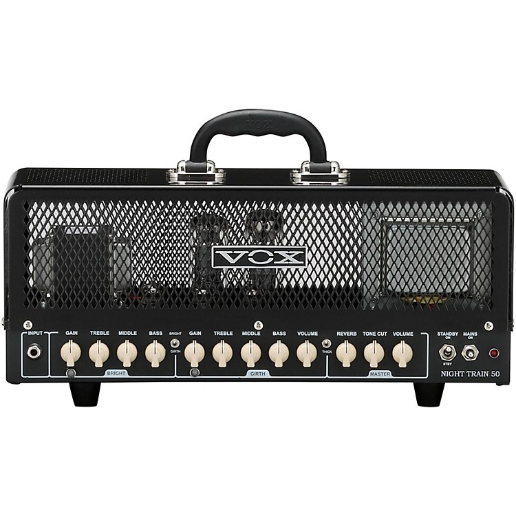 Vox Night Train G2 50W Tube Guitar Head