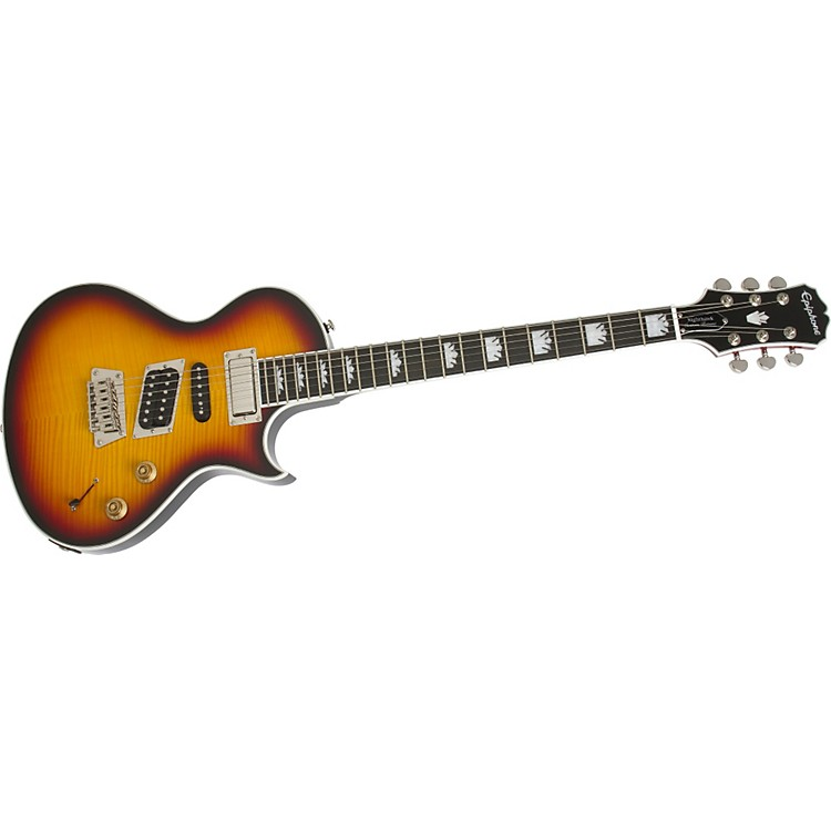 Epiphone Nighthawk Electric Guitar Fireburst