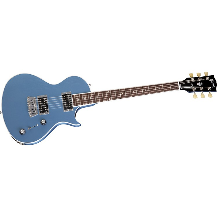 Gibson Nighthawk Studio Electric Guitar Pelham Blue