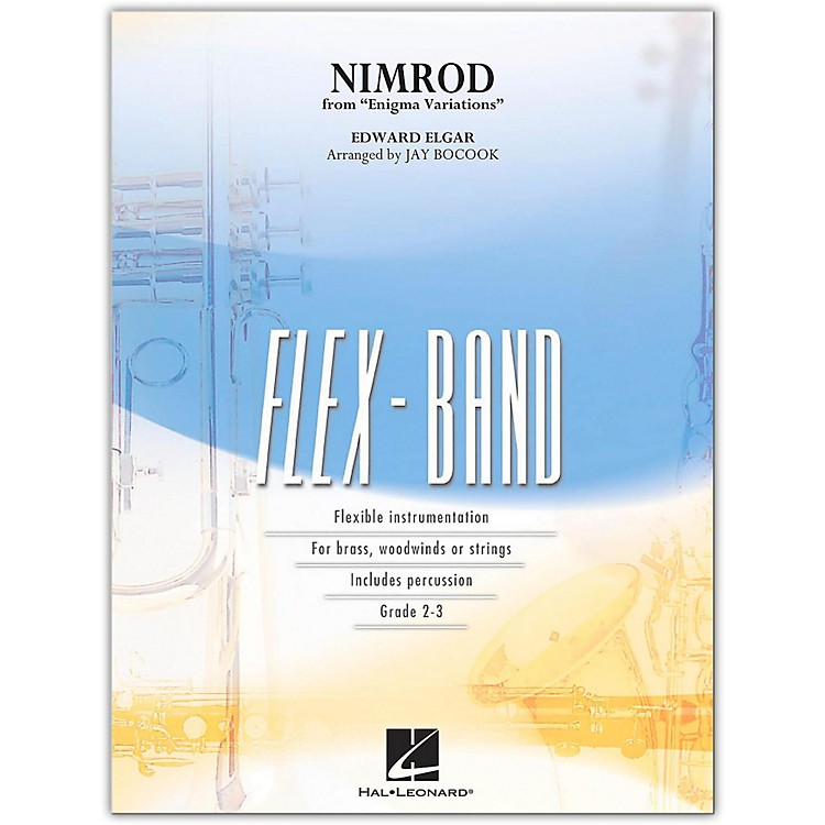 Hal Leonard Nimrod from Enigma Variations FlexBand Concert Band Level 2 - 3