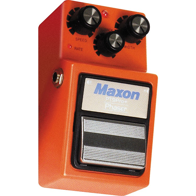 MaxonNine Series Phaser Pro+ Pedal