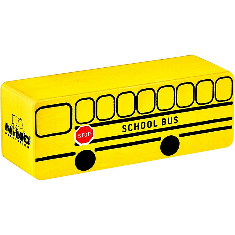 Nino Nino Percussion School Bus Shaker