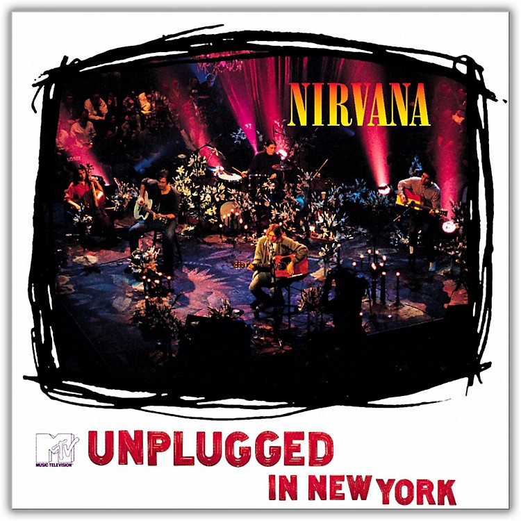 Universal Music GroupNirvana - MTV Unplugged In New York Vinyl LP