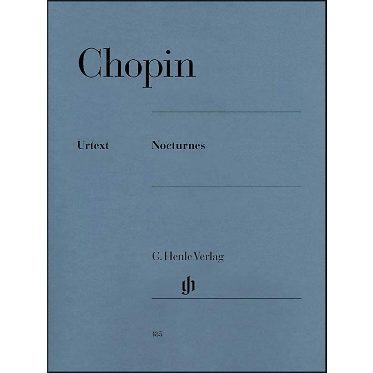 G. Henle VerlagNocturnes By Chopin / Zimmermann