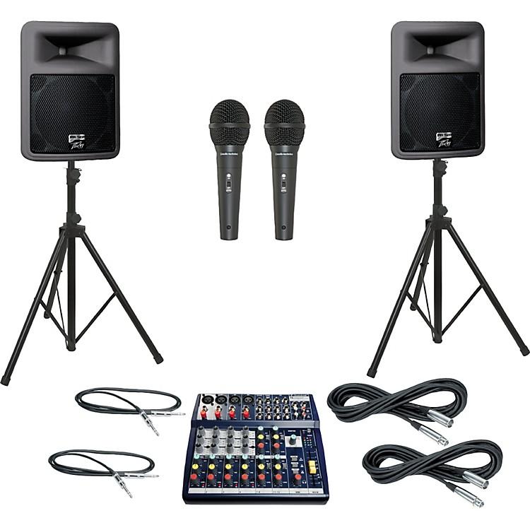 SoundcraftNotepad 124 / PR12D PA Package