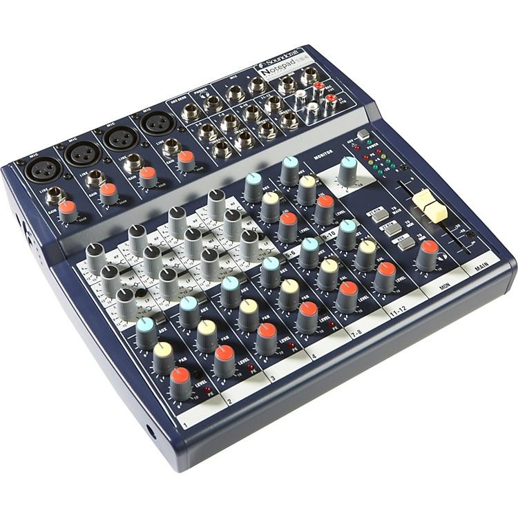 SoundcraftNotepad 124 Mixer