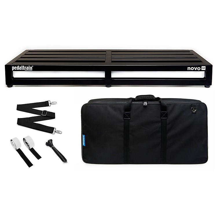 PedaltrainNovo 32 Pedal Boardwith Soft Case
