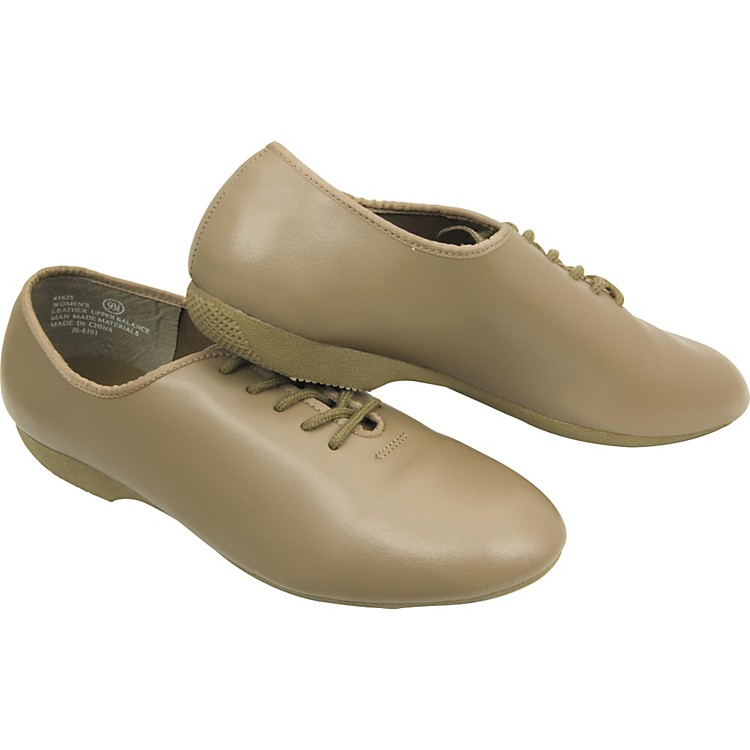 StylePlus Nude Jazz Dance Shoe