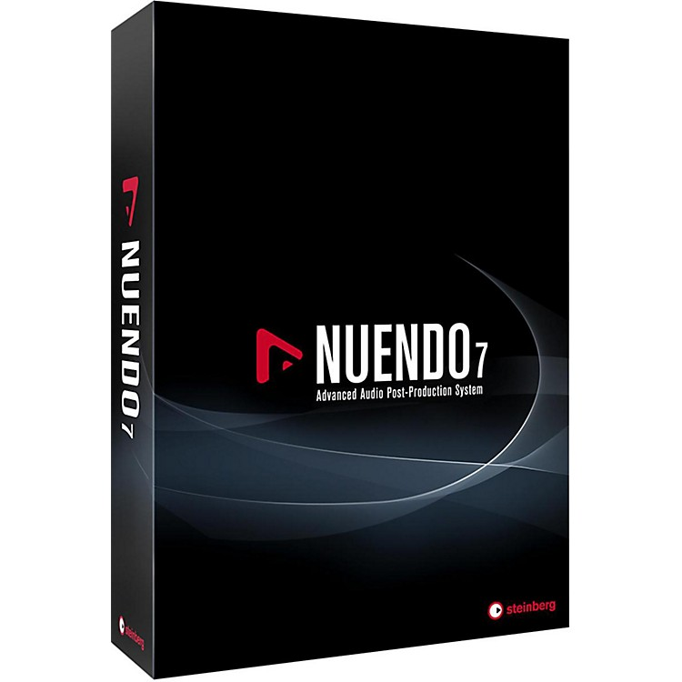 SteinbergNuendo 7 Advanced Audio Post-Production System (Boxed Version)