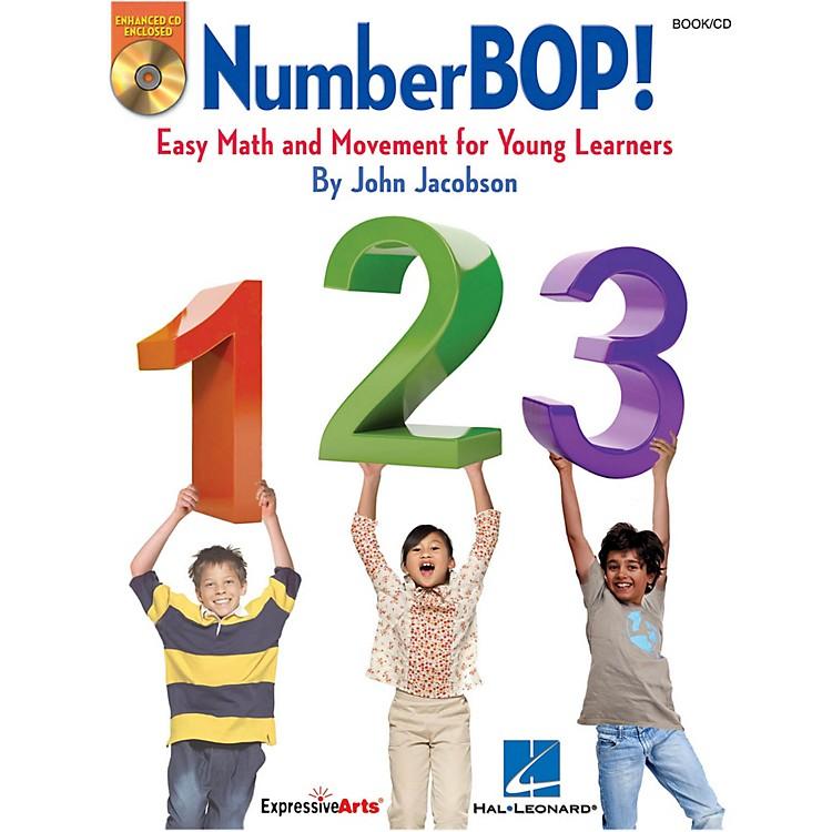 Hal LeonardNumberBOP - Easy Math and Movement Teacher Book/Enhanced CD