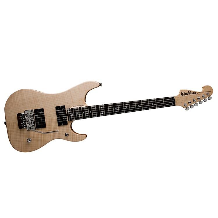 WashburnNuno N24 Flame Maple Electric Guitar