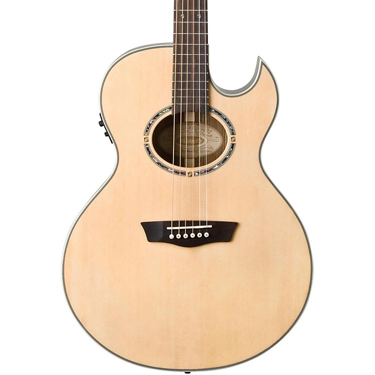 Washburn Nuno Signature Acoustic-Electric Guitar Natural