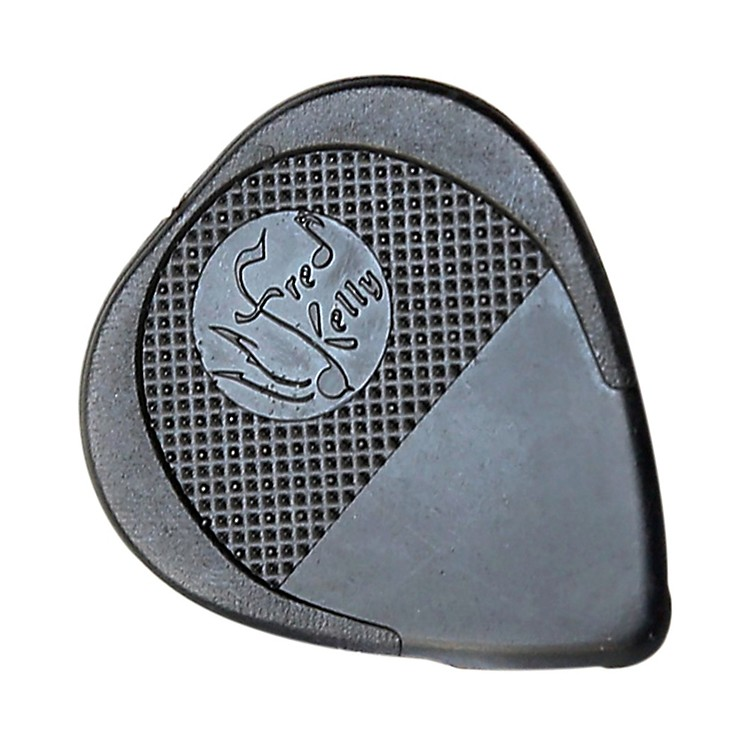 Fred Kelly Picks Nylon Flat Guitar Picks (36 picks) Medium
