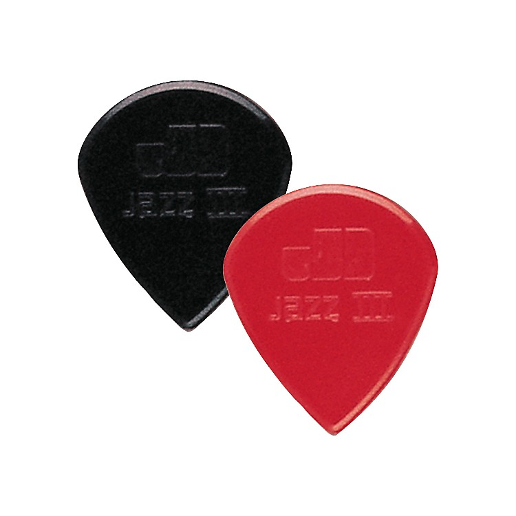 Dunlop Nylon Jazz III Guitar Pick