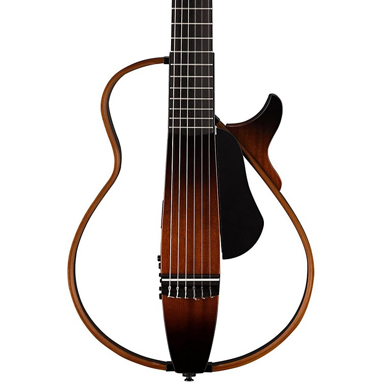 YamahaNylon String Silent GuitarTobacco Sunburst