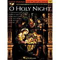 Hal Leonard O Holy Night - Easy Piano CD Play-Along Volume 7 Book/CD