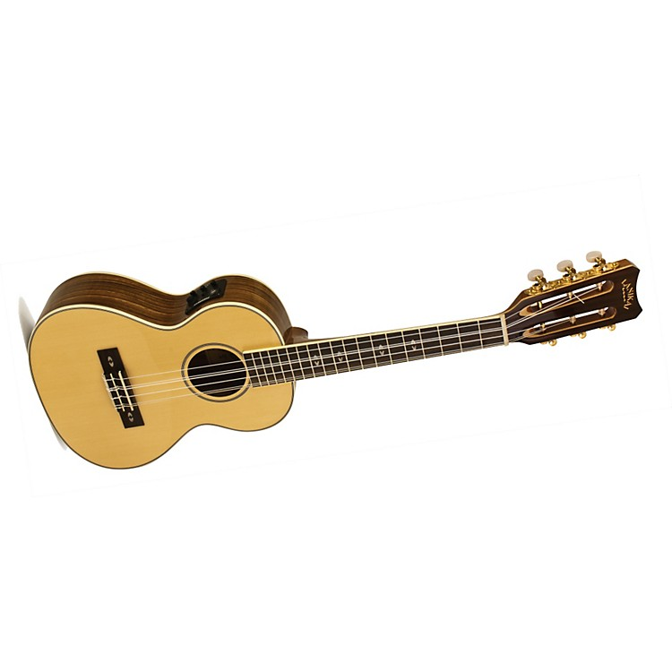 Lanikai O Series O-6EK Ovangkol 6-String Tenor Acoustic-Electric Ukulele with Fishman Kula Electronics