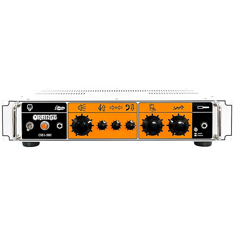 Orange AmplifiersOB1-500 500W Analog Bass Amp Head