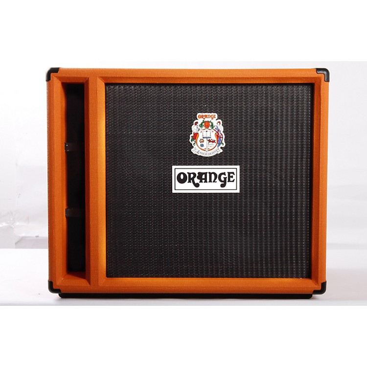 Orange Amplifiers OBC210 2x10 600W Bass Speaker Cabinet