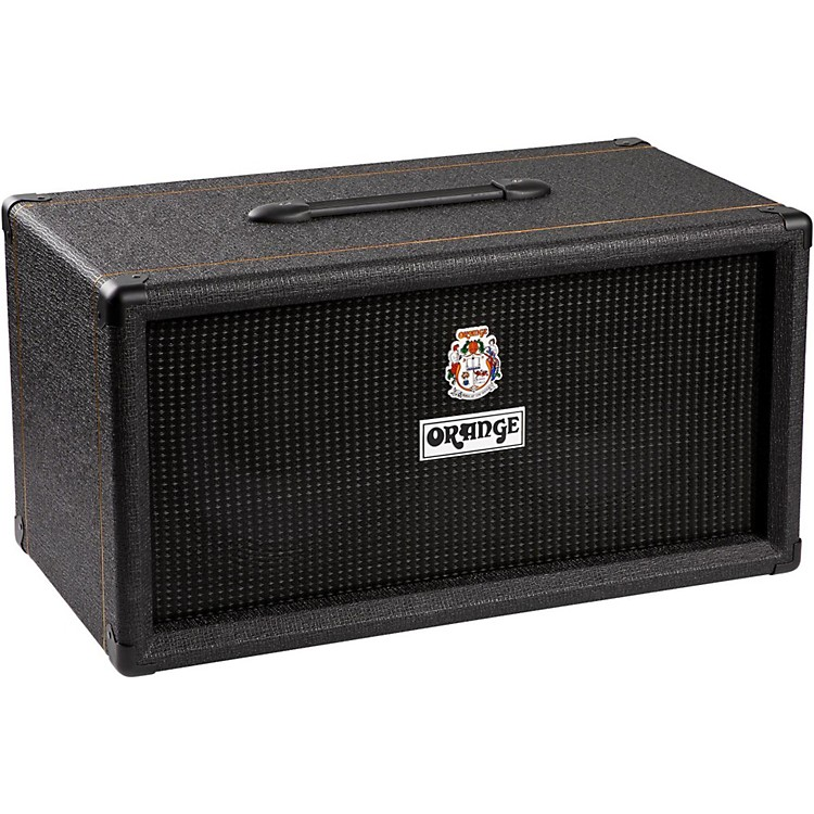 Orange AmplifiersOBC210 400W 2x10 Mini Bass Speaker CabinetBlack