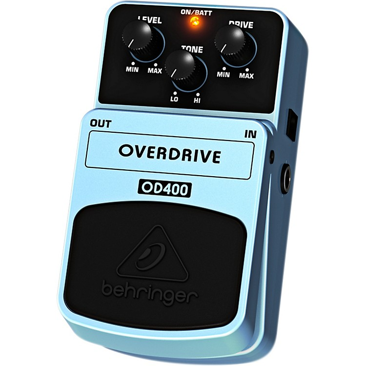 BehringerOD400 Overdrive Guitar Effects Pedal