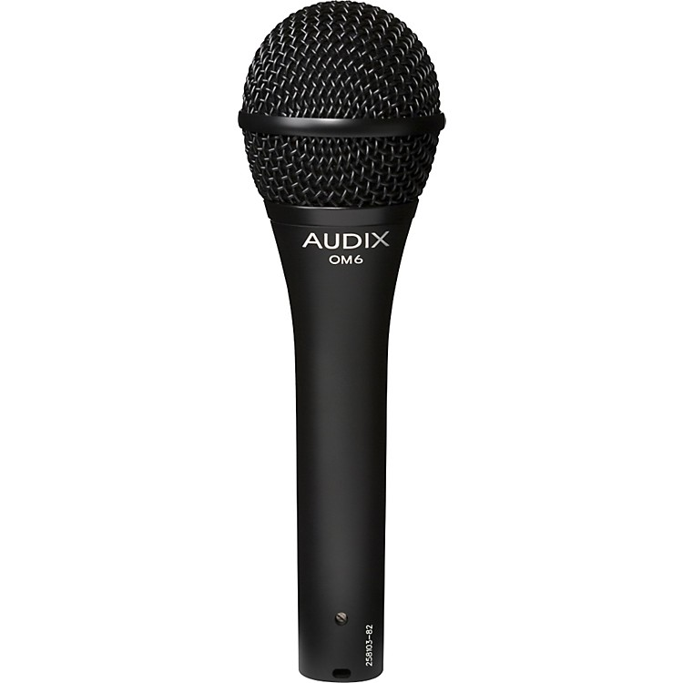 Audix OM6 Song Writer Dynamic Vocal Microphone