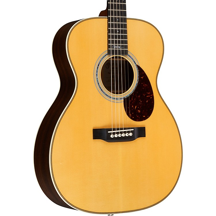 MartinOMJM John Mayer Acoustic-Electric GuitarNatural