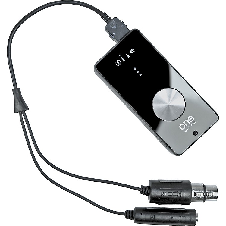 Apogee ONE USB Interface with Microphone