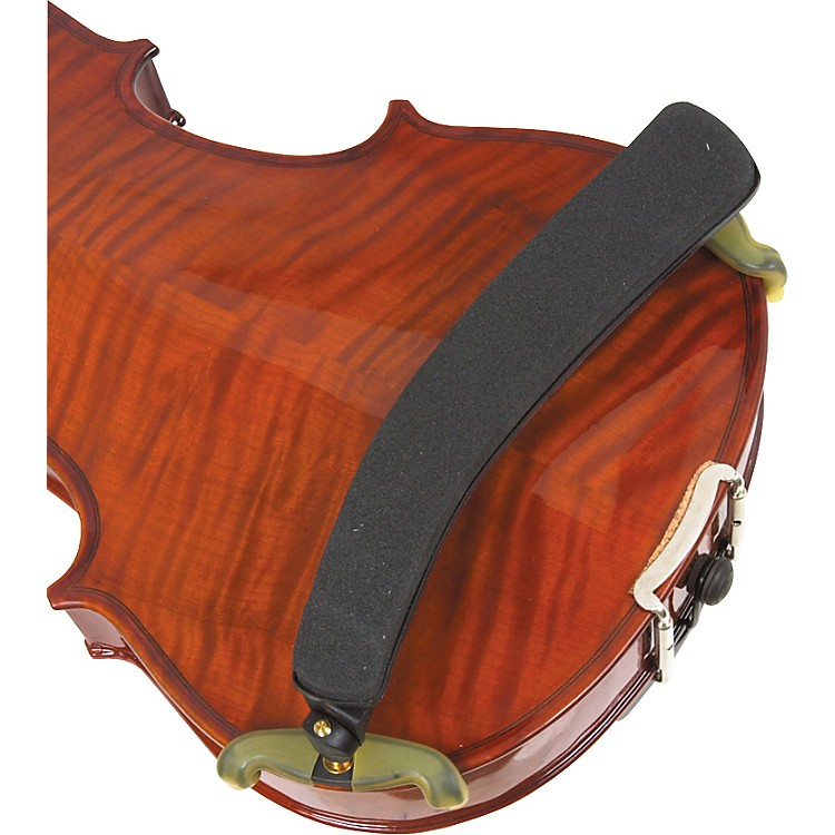 Kun ORIGINAL Violin Shoulder Rest 1/2-3/4 Size Black