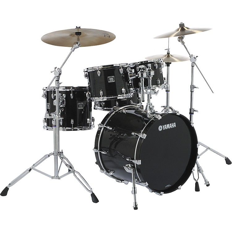 Yamaha Oak Custom 4 Piece Fusion Shell Pack