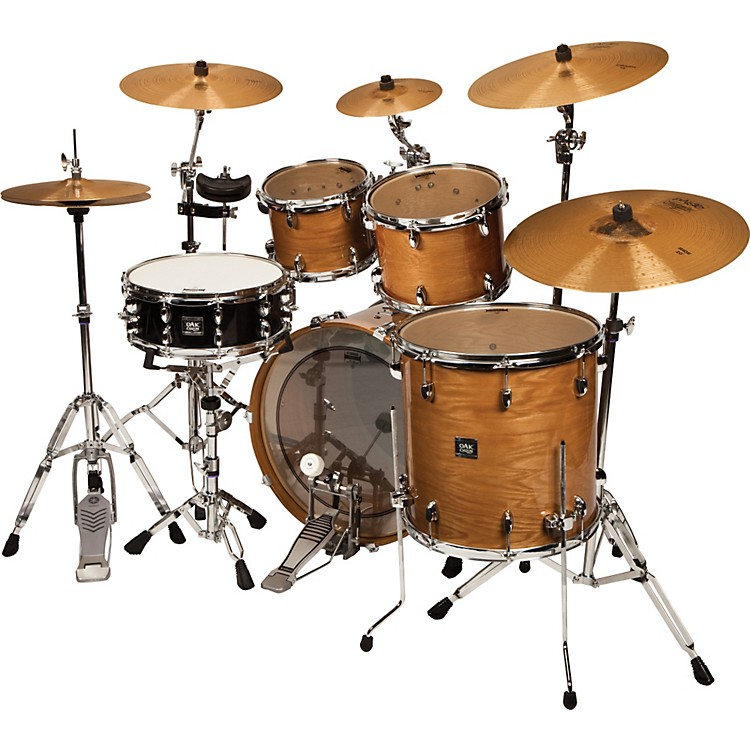 Yamaha Oak Custom 4-Piece Shell Pack