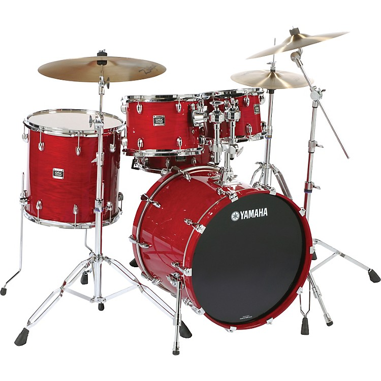 Yamaha Oak Custom 5-Piece Shell Pack