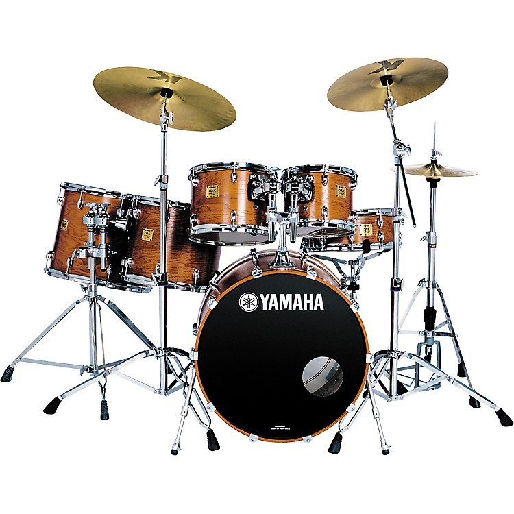 Radical drums with a unique shell material oak!