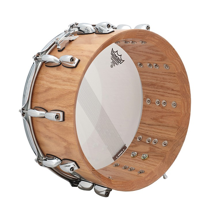 Gretsch Drums Oak Stave 20-Lug Snare Drum 6.5 x 14 Inch