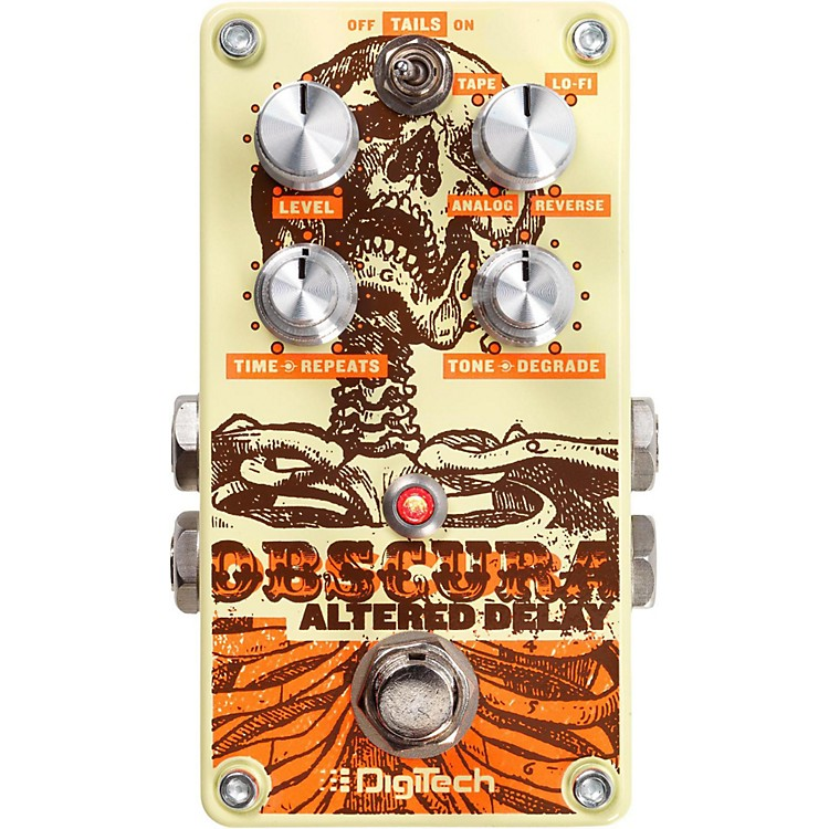 DigiTechObscura Altered Delay Guitar Effects Pedal