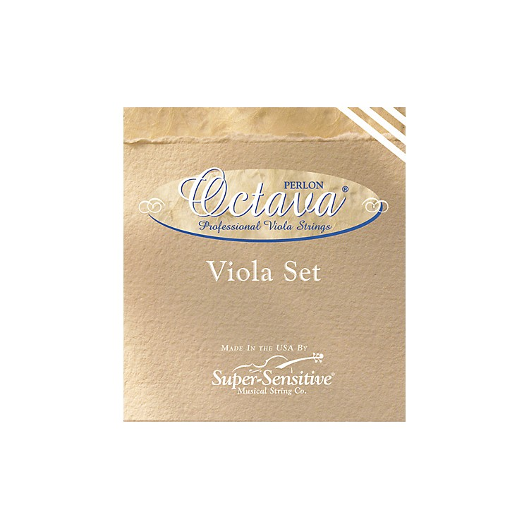 Super Sensitive Octava Viola Strings