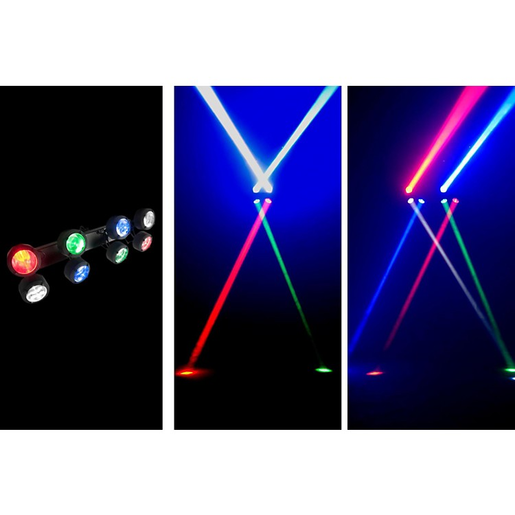American DJOcto Beam 8x 3W RGBW LED Linear Fixture