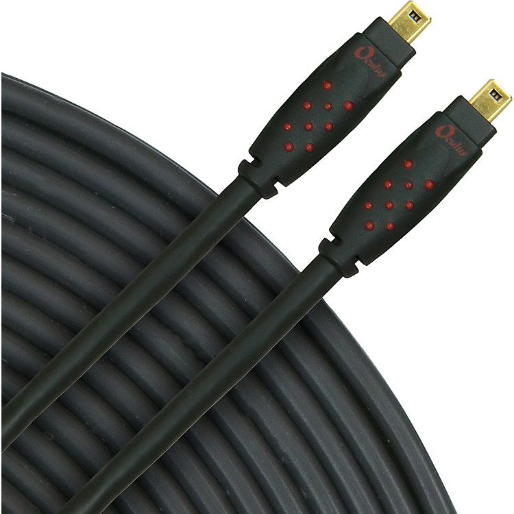 Rapco Horizon Oculus 4-Pin to 4-Pin Firewire Cable, Series 8 2 m Series 8