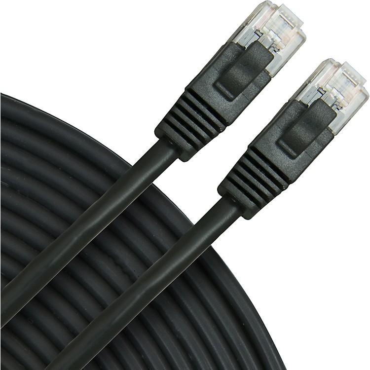 Rapco HorizonOculus Cat5e Patch CableBlack25 ft.