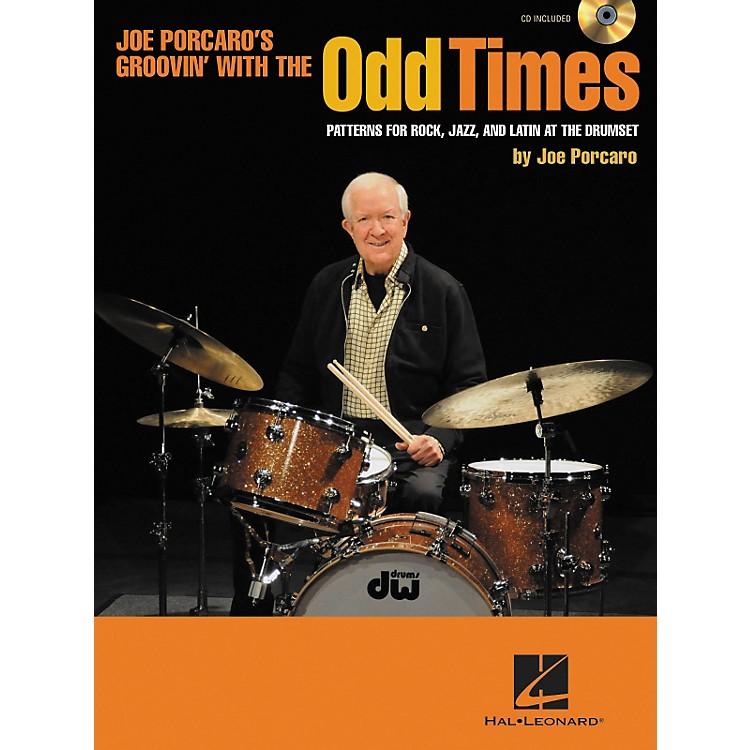 Hal LeonardOdd Times - Patterns For Rock Jazz & Latin At The Drumset Bk/CD