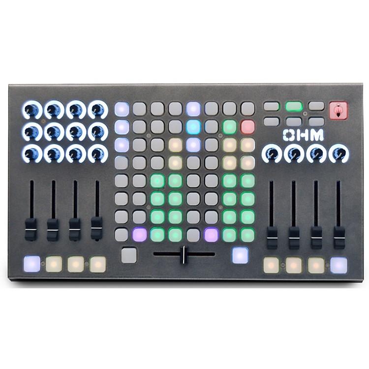 LividOhmRGB Slim MIDI Controller